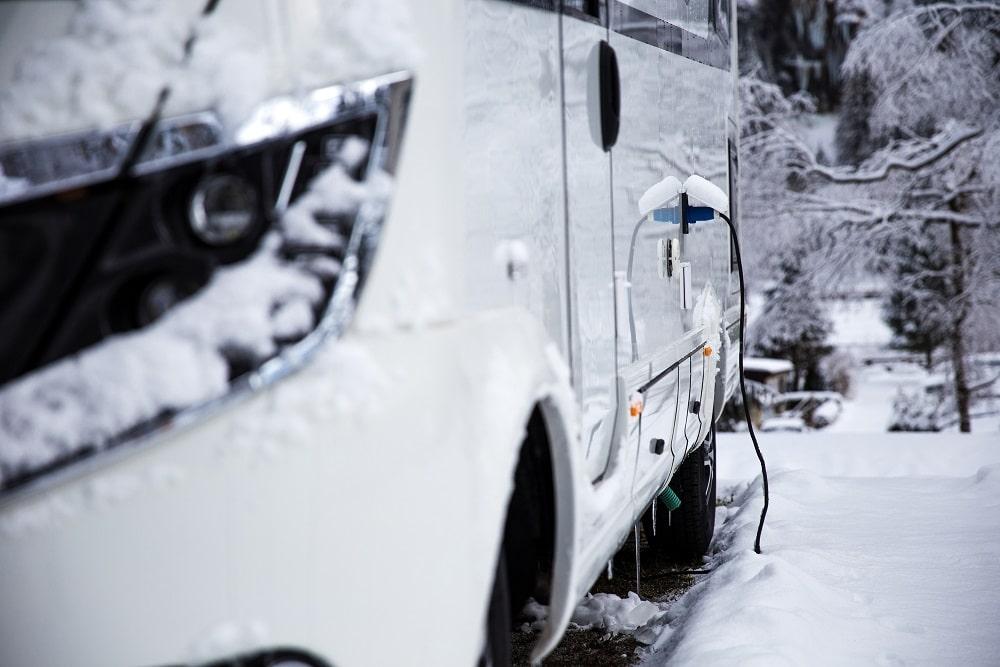 RV Winterizing
