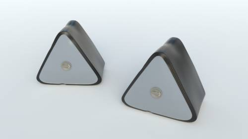 AirSkirts Tire Wedges