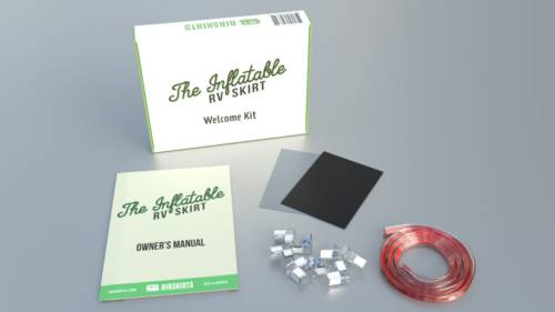AirSkirts Welcome Kit